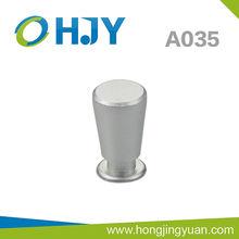 A035 Precision Machined Cabinet Aluminium Knob