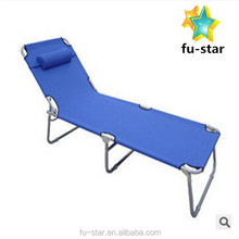 PN high quality 600D oxford fabric travel & camping &beach folding bed camping