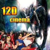 Wow! Hot !!! 5D cinema manufacturers,mobile 5d cinema truck