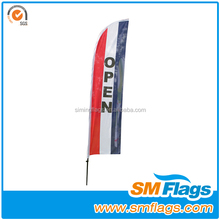 water base 5m outdoor flag banner stand