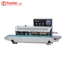 Date Coding and Sealing Machine for Aluminum Foil Bag and Plastic Film