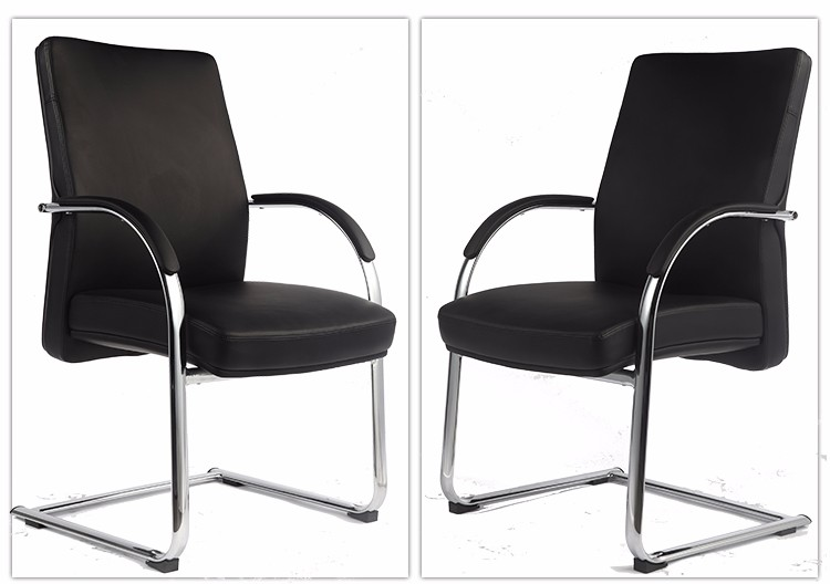 Luxury Pu Leather Style Most Comfortable Office Reception Chair Buy Luxury