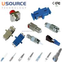 sc sma st fc lc e2000 hybrid fiber optic fc fiber optic mtrj sc fc fiber adapter duplex