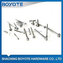 Stainless Steel 304 Decorative Screws (Wood Screws)