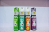 low price alcohol mosquito spray aerosol/organic insecticides