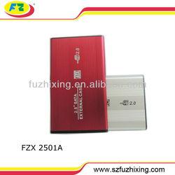 Sata Hdd Enclosure Internal USB 2.0 SATA Hard Disk Drive HDD/HD Enclosure/Case