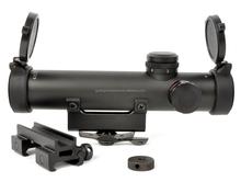 Hot Sale 4x22E tactical illuminated riflescope for hunting GZ1-0007