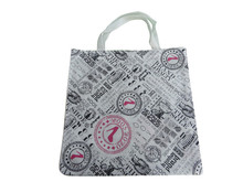 Eco Friendly Reycled cheap non woven shopping bag/non woven bag