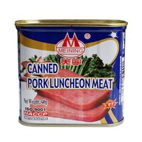 340g hot selling canned luncheon meat