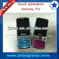 Q9 tv mobile phone manual with big speaker