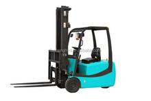 Fucheng Forklift Truck 3.5 Ton elétrica China Famous Forklift Truck empilhadeira com alta qualidade AC Motor italiano SMEFULL