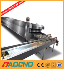 automatic gas/electric tunnel oven,bakery machinery for making biscuit/cake/bread