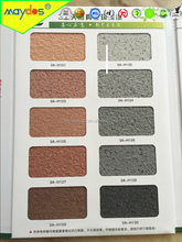 Texture Acylic Decoration/Colorful Natural Stone Spray Paint