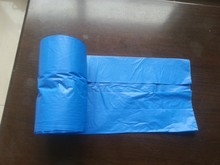 BLUE HD BIN/LINER ROLL-DOUBLE1/2 FOLD