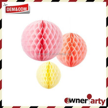 Hot Sale High Quality Beautiful Paper Tissue Balls