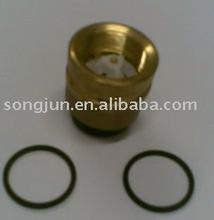 LPG VALVE HEAD,GAS BOTTLE VALVE PARTS,BRASS PINS FOR lpg valve