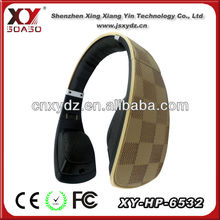 XY-HP-6532 foldable headphone mp3