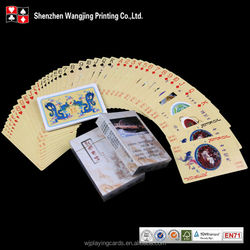 Standard Playing Game Card Promotional Playing Cards