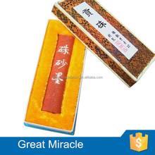 Chinese traditional calligraphy drwaing artist ink stick