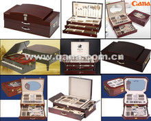 Wooden case packing royal 72pcs stainless steel flatware set/cutlery set