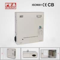 china manufacturer 60w led power supply & regulated dc power supply CE cctv power supply box wholesale