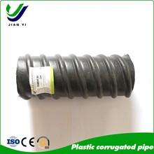 ODM/OEM avaliable black corrugated pipe