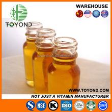 Non GMO Natural Vitamin E Oil or Powder