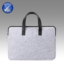 Hot selling Felt Laptop/Notebook/Tablet Sleeve/Case bag