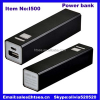 rechargeable usb outlet power station 2600 portable power bank