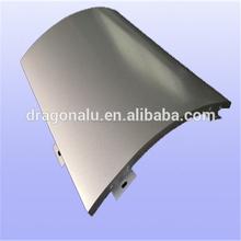 Revestimiento de aluminio( y material de construcción)