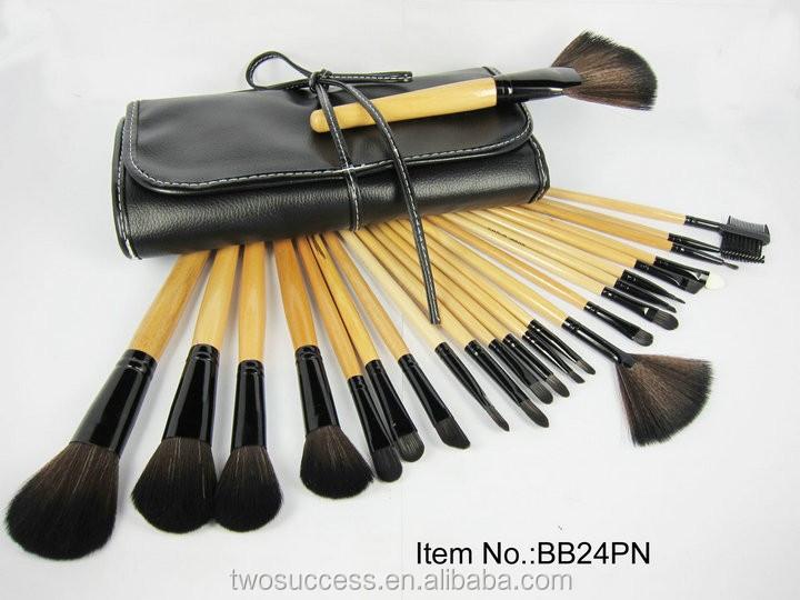 24 PCS pink Cosmetic Makeup Brush Set Make up brushes