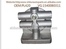 PL420 VG1540080311auto parts for Sinotruk filter seat at best price and good quality