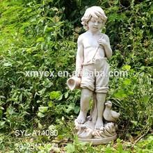 de gran tamaño estatua de mgo de la belleza de los jardines