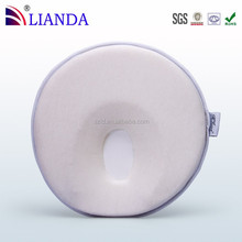 NewBorn Baby Pillow Head Positioning With Hole Infant Pillow