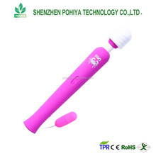 china factory supply for sex toy shop magic av wand girl sex av massager come with both massager and love eggs