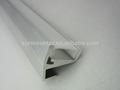 perfil de aluminio para puerta corredera
