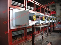 TYPE ZF1112 ROTARY SCREEN DRYER, YARN AND COTTON AND FIBER DRYER