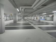 LED Parking Garage Light IP66 Linkable tri-proof light for warehouse / airport / supermaket / DLC ETL 2ft-8ft 20-120W