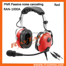 High Quality Airlines Headphone Aviation Headset Pilot Headset