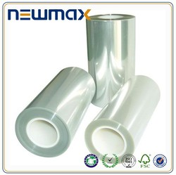 Direct Factory Price quality-assured green power PET film transparent self adhesive