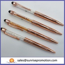 2015 New Copper Promotion Metal Disposable Ballpoint Pen