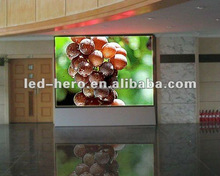 P6.25 Alto resolución pantalla LED interior,Pantalla LED alquiler