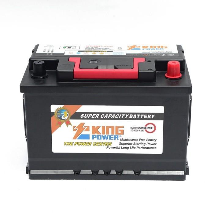 12v Din Lead Acid Mf Car Battery Buy 12v Din Lead