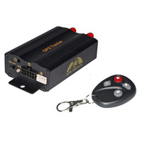 gps tracking systems for car tk103b