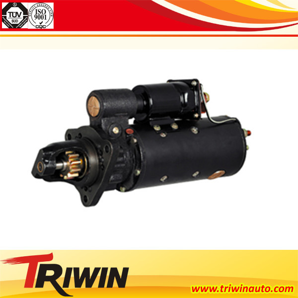 DCEC cheap price heavy truck starter 5316202 24V 6KW ISDE 5316206 Dongfeng truck diesel engine parts motor starting price