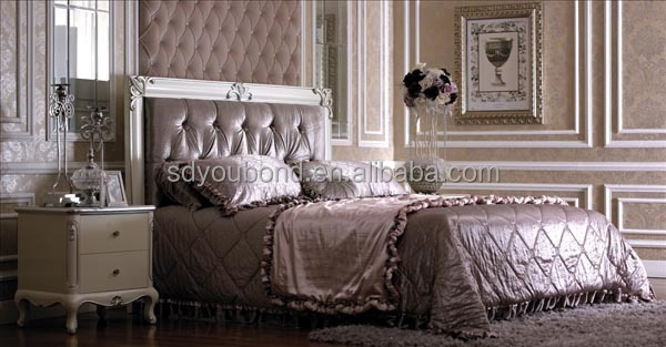 Yb07 turkish luxury wood bedroom furniture for sale view - Bedroom furniture made in turkey ...