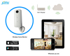 Hot cheap full hd cctv camera wifi ip camera indoor cloud Mini WIFI camera for Iphone Ipad and Android phone