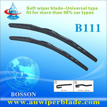 universal three-stage wiper blade,for a7 rs7 front grills wiper blade