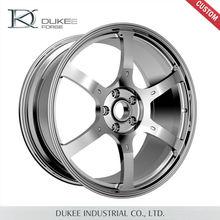 Oem forged alibaba 2015 newest volk wheel te37