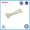 100pcs 2.5 x 100mm Small White Cable Ties for Electrical Wires Cables